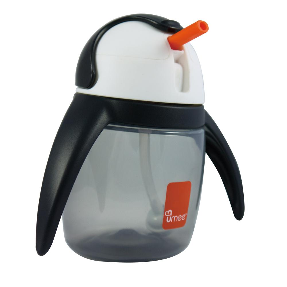 Penguin Cup 240ml with Ball System (Grey)