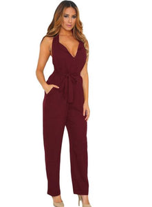 Jumpsuit Long Pants