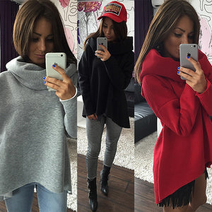 2017 Women Winter Hoodies