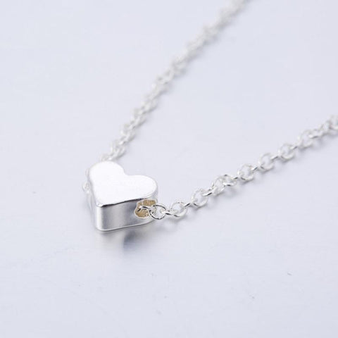 Heart Necklace - Simply Bo