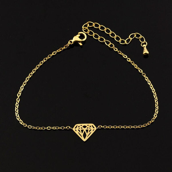 Cone Bracelet jewelry for women in gold rose gold and silver with Free shipping - Simply Bo