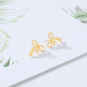 Bowknot Earrings
