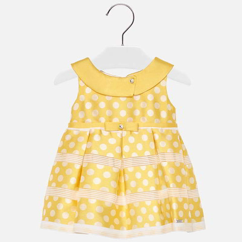 Mayoral Polka Dot Dress 1924 (9-12 Months) (12-18 Months) (18-24 Months)