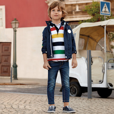 Mayoral Basic Regular Fit Trousers 46 (2-3 Years) (3-4 Years) (4-5 Years) (6-7 Years) (8-9 Years)
