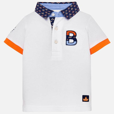 Mayoral SS Polo 1116  (12-18 Months)
