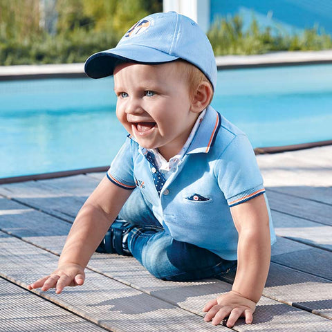 Mayoral SS Polo 1117 (9-12 months) (2-3 Years)