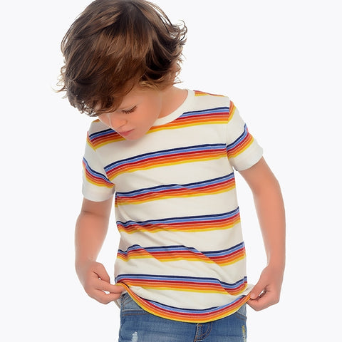Mayoral SS T-Shirt 3037 (2-3 Years) (3-4 Years)  (8-9 Years)