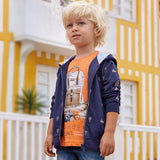 Mayoral Embroidered Hoodie 3428 (6-7 Years) (7-8 years)