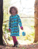 Frugi - Frugi Lulu Jumper Dress - Dress | Sherbet Kidswear & Gifts - Ethical Children's Clothing and Eco-Friendly Kids Apparel