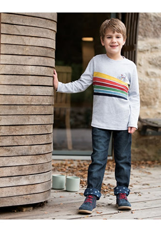 Frugi Joseph Jeans Dark Wash Denim