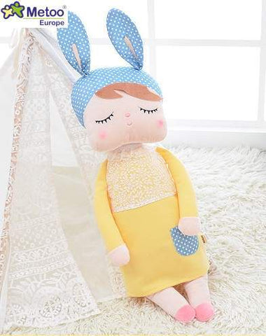 Metoo Toys - Metoo Angela Yellow 42cm - Personalised Items | Sherbet Kidswear & Gifts - Children's Clothing on Sale, Discounted Kids Apparel