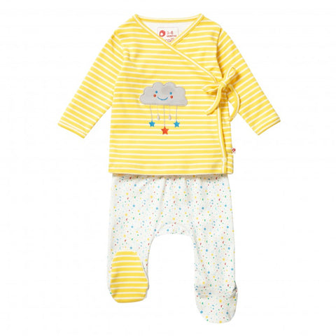 Piccalilly Ditsy Star 2 piece set