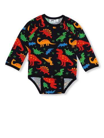 JNY - JNY LS Body Dino - Body | Sherbet Kidswear & Gifts - Ethical Children's Clothing and Eco-Friendly Kids Apparel
