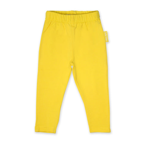 Toby Tiger Basic Yellow Legging (5-6 Years)