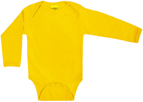 Duns Sweden - More than a Fling Body Yellow - Body | Sherbet Kidswear & Gifts - Ethical Children's Clothing and Eco-Friendly Kids Apparel