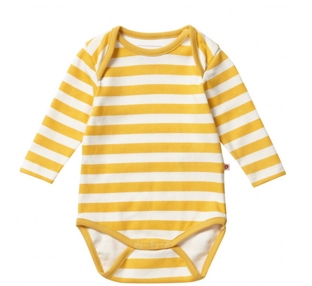 de047ebe304f Piccalilly Body - Piccalilly Blueprint Baby Bodysuit