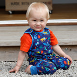 Piccalilly T-Shirt Safari (6-12 Months) (12-18 Months) (18-24 Months) (2-3 Years)