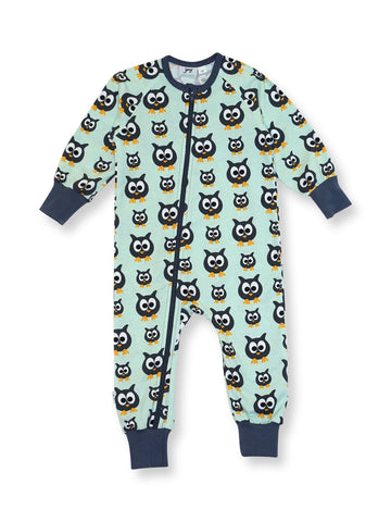 JNY Jumpsuit Family Owl (4-6 Months) (6-9 Months)
