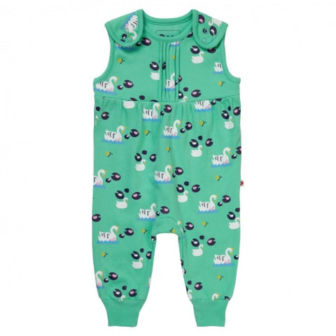 Piccalilly Dungaree Swan