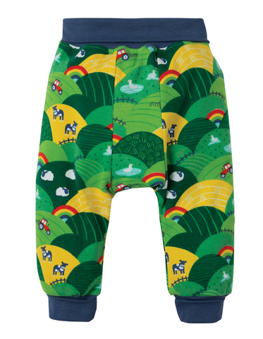 Frugi Parsnip Pant (Rainbow Fields)