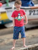 Frugi Stanley Applique T-Shirt (8-9 Years) (9-10 Years)