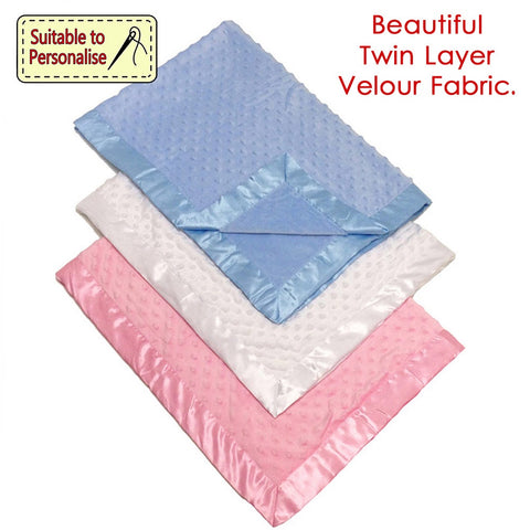 BabyBow - @Dimple Baby Blanket BB10 - Blanket | Sherbet Kidswear & Gifts - Children's Clothing on Sale, Discounted Kids Apparel