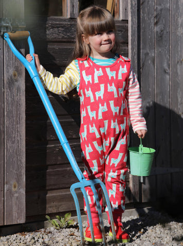 Piccalilly Alpaca Dungaree