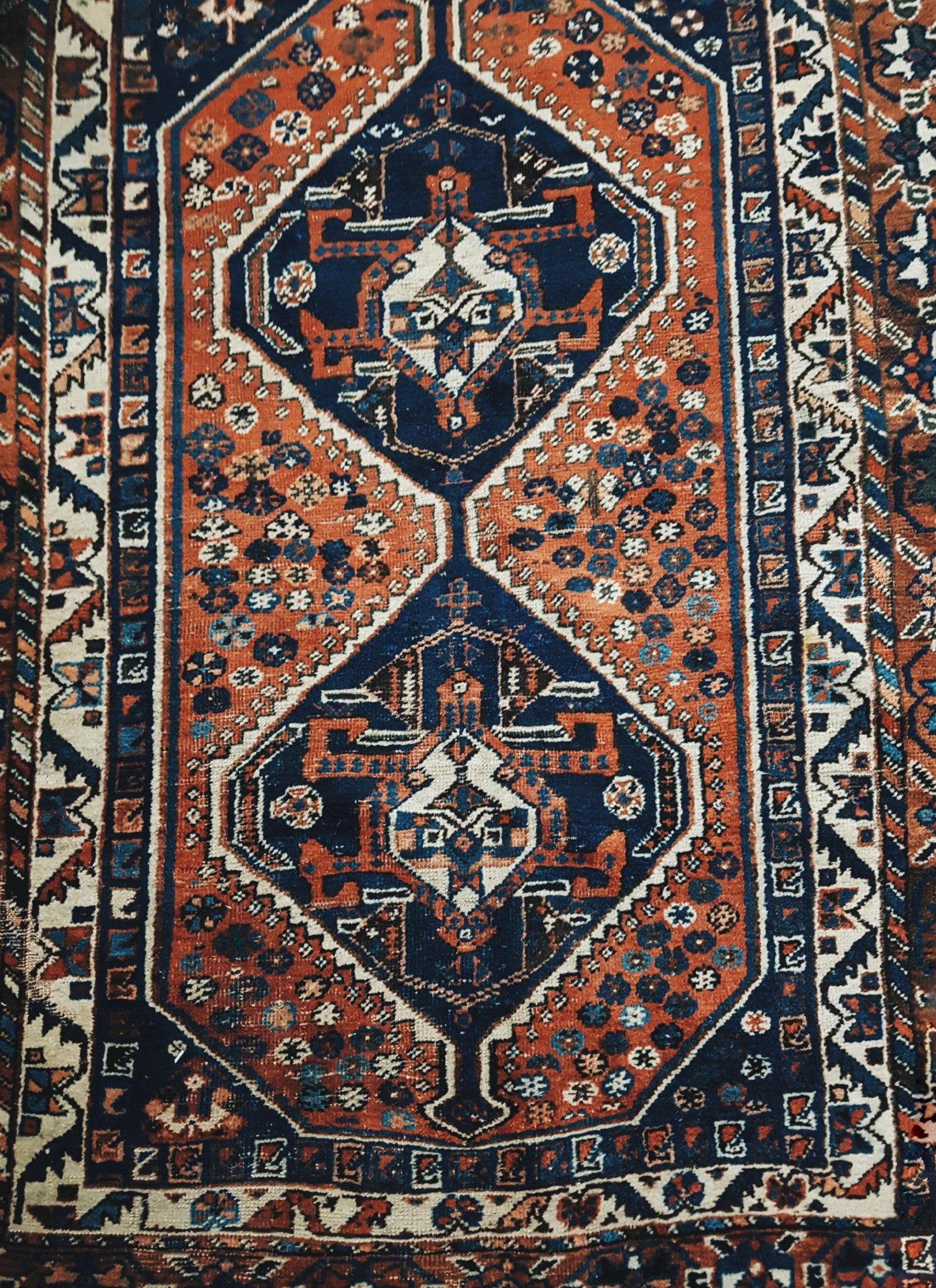 Second Hand Persian Rugs UK By How Bizarre Rugs