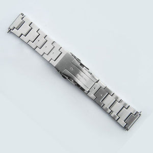 BASEL 22mm Stainless Steel Watch Band Bracelet For Seiko PROSPEX SBBN015/017/031/033/SNE498/499