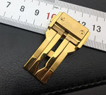 HUB Deployment Folding Watch Clasp for Hublot w/Logo 18mm 20mm 22mm 24mm