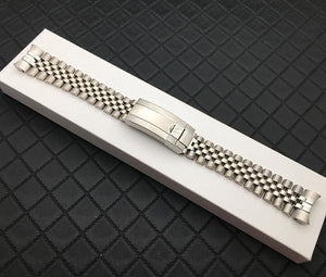 RETROTITAN 20mm Stainless Steel Watch Band Bracelet For Daytona Submariner GMT Datejust