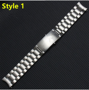 BOND 20mm 22mm Stainless Steel Watch Band Bracelet For Omega Seamaster 300
