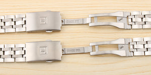 GEAR Lux Stainless Steel Watch Band Strap Bracelet for Tissot T-SPORT 19mm 20mm