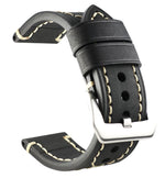 DARKNIGHT Italy Leather Watch Band Strap for Panerai 20mm 22mm 24mm 26mm