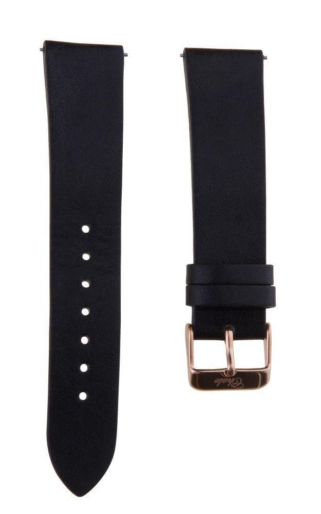 beige leather interchangeable strap chale