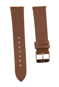 brown leather interchangeable strap chale
