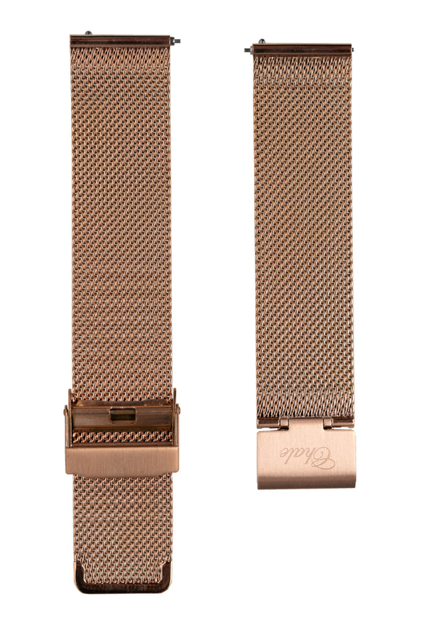 mesh interchangeable chale watches strap