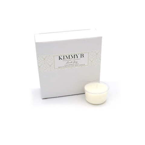 Just Soy - Fragrance Free Eco-Soy Wax Tea-lights