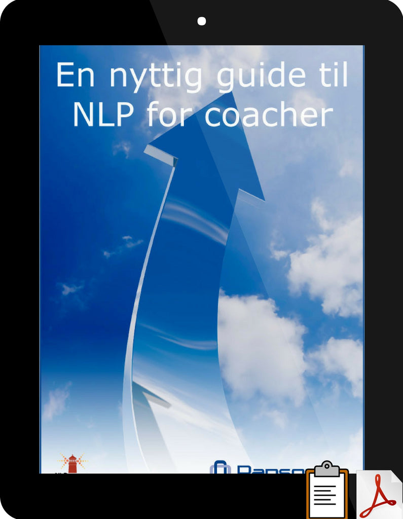 En Nyttig Guide til NLP for Coacher (PDF e-bok)