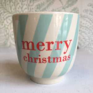 merry christmas natale tazza cup regalo