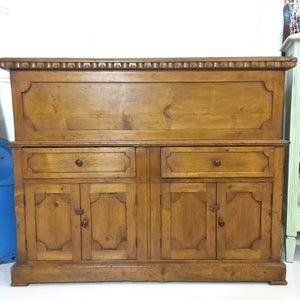 Abruzzo sideboard first half of the 19th century