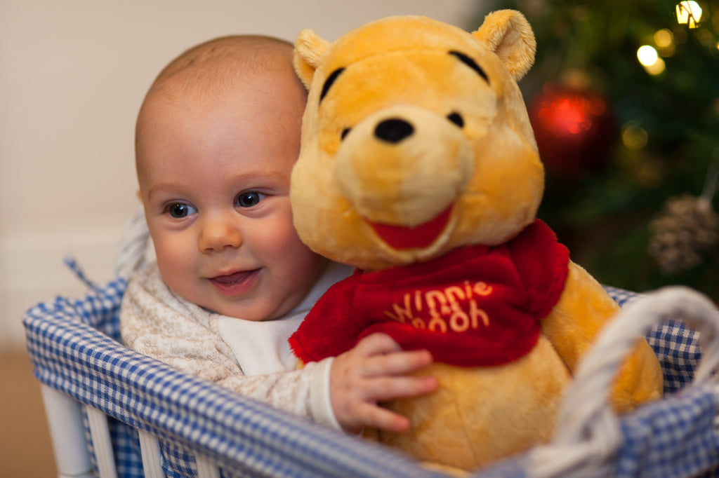How to Make Your Baby's First Christmas Super Memorable