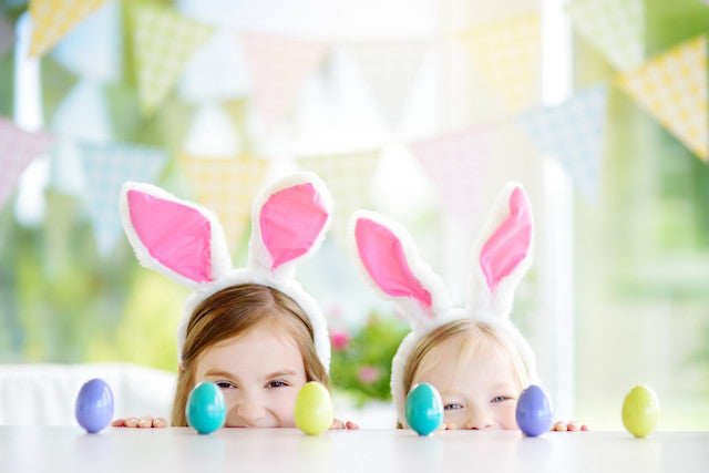 9 Adorable Family Easter Picture Ideas