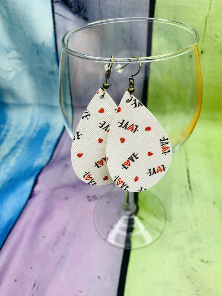 Valentine Heart Earrings