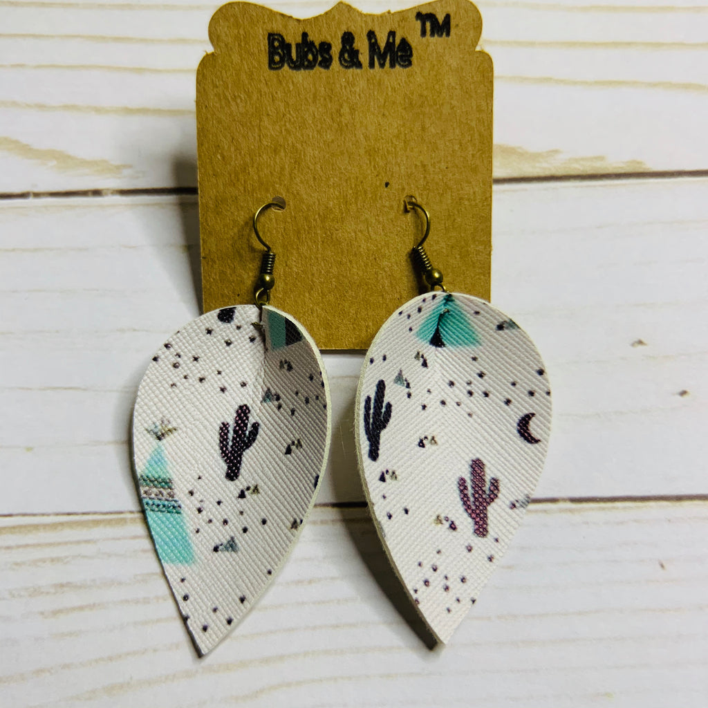 Desert Teardrop Earrings