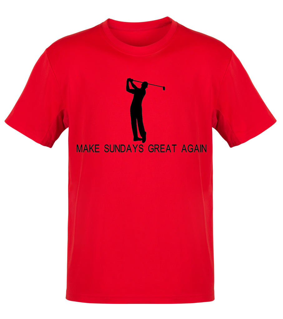 Make Sundays Great Again Shirt