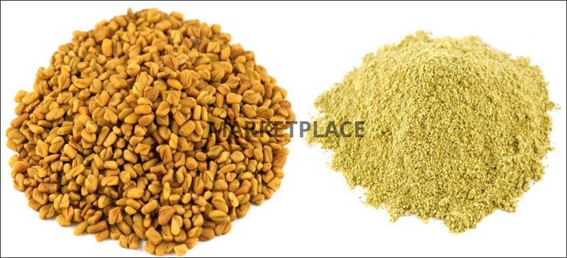 Pure Fenugreek Powder Marketplace