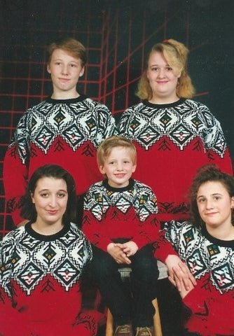 xmas jumper family
