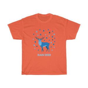 Rain Deer Christmas T-Shirt