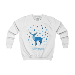 Rain Deer Kids' Christmas Jumper-Kids clothes-Jolly Christmas Jumper